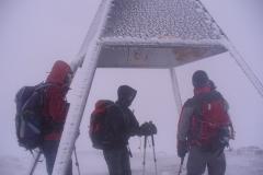 GTHJ - étape 2: Mont Tendre - Cabane du Cunay